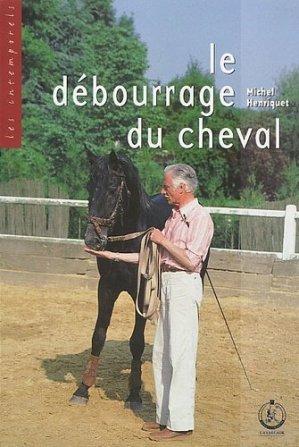 Le débourrage du cheval - cavalcade - 9782913797017 -