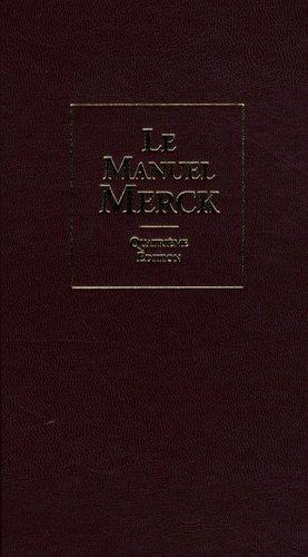 Le manuel Merck - d'apres - 9782914313063 -