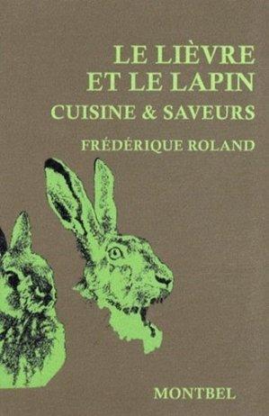 Le lièvre et le lapin - montbel - 9782914390644 -
