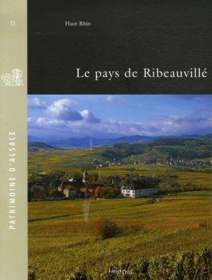 Le pays de Ribeauvillé, Haut-Rhin - lieux dits - 9782914528306 -