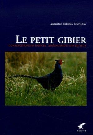 Le petit gibier - gerfaut - 9782914622783 -