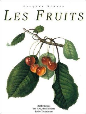 Les Fruits - Bibliothèque de l'image - 9782914649643 -