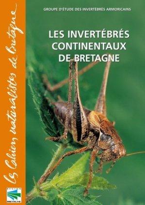 Les invertébrés continentaux de Bretagne - biotope - 9782914817028