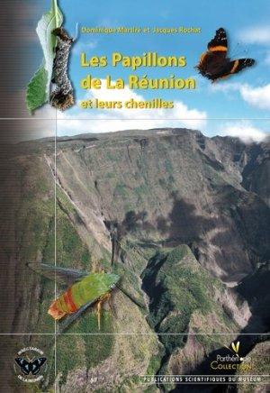 Les papillons de La Réunion et leurs chenilles - biotope - 9782914817073 -