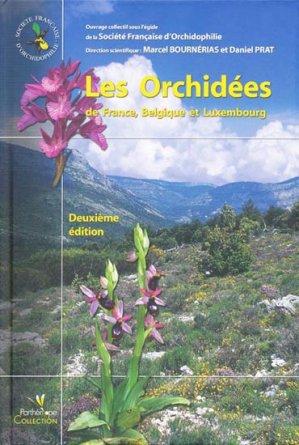 Les orchidées de France , Belgique et Luxembourg - biotope - 9782914817110