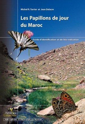 Les Papillons de jour du Maroc - biotope / publications scientifiques du muséum - 9782914817165 -