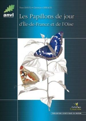 Les papillons de jour d'Île-de-France et de l'Oise - biotope - 9782914817202