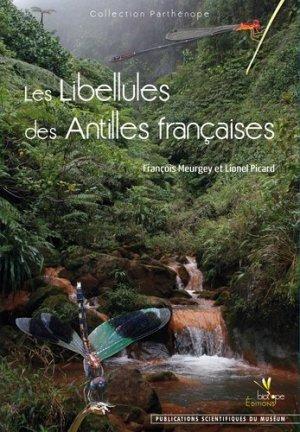 Les Libellules des Antilles Francaises - biotope - 9782914817639 -