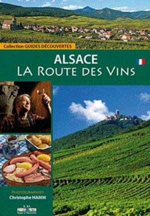 Les routes des vins d'Alsace - id  - 9782915626193 -