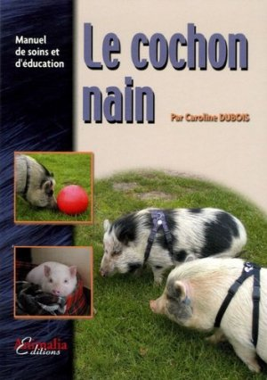 Le cochon nain - animalia - 9782915740141 -