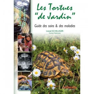 Les tortues 'de jardin' - animalia - 9782915740356 -