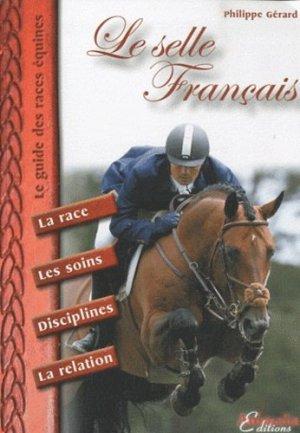 Le selle Français - animalia - 9782915740714 -