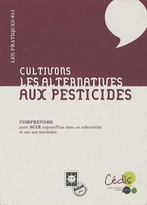 Les alternatives aux pesticides - le passager clandestin - 9782916952567 -