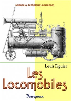 Les locomobiles - decoopman - 9782917254448 -