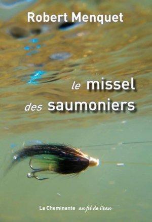 Le missel des saumoniers - la cheminante - 9782917598474 -