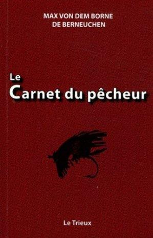 Le carnet du pêcheur - le trieux - 9782917598481 -