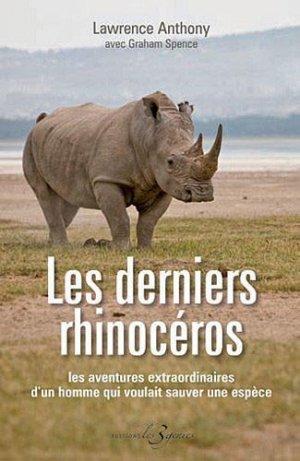 Les derniers rhinocéros - les 3 genies - 9782917952092 -