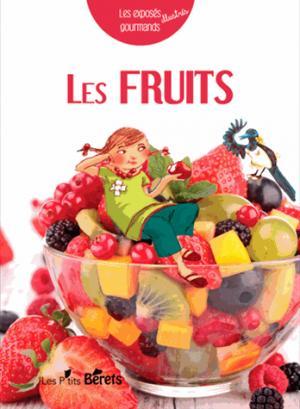 Les fruits - les p'tits berets - 9782918194668 -