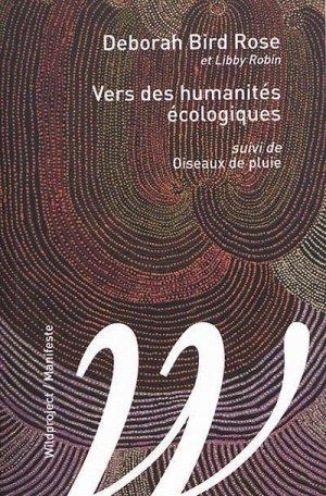 Les humanités écologiques - wildproject - 9782918490937 -