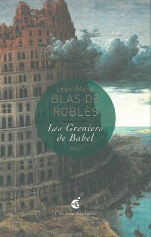 Les Greniers de Babel - Editions Invenit - 9782918698371 -