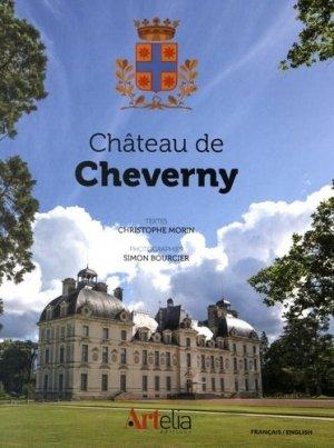 Le château de Cheverny - artelia - 9782919096046 -