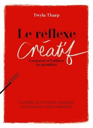 Le réflexe créatif - rue fromentin - 9782919547418 -