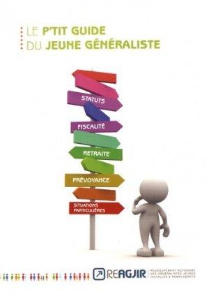 Le p'tit Guide du Jeune Généraliste - gmsante - 9782919616206 -