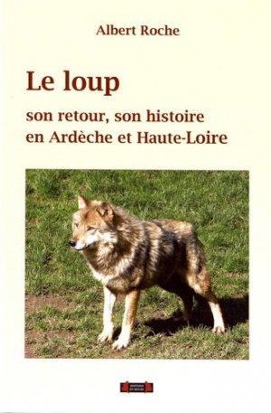 Le loup - roure - 9782919762552 -