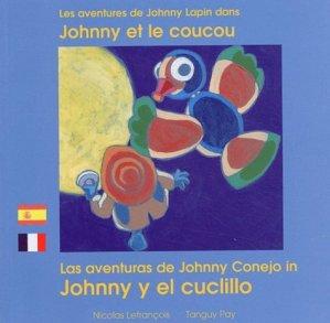 Les aventures de Johnny Lapin dans Johnny et le coucou - Zoom éditions - 9782919934232 -