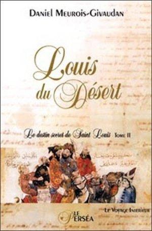 Le destin secret de Saint Louis - Persea - 9782922397123 -