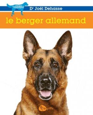 Le berger allemand - la griffe - 9782924036082 -