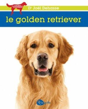 Le golden retriever - la griffe - 9782924036143 -