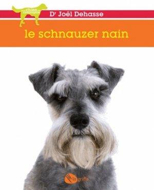 Le schnauzer nain - la griffe - 9782924036365 -
