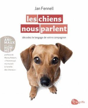 Les chiens nous parlent - la griffe - 9782924036501 -
