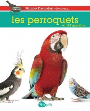 Les perroquets - la griffe - 9782924036624 -