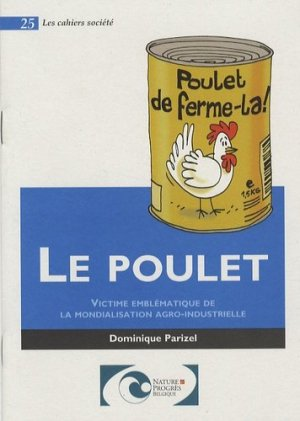 Le poulet - Nature et progrès - 9782930386140 -