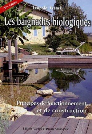 Les baignades biologiques - groupe media franck - 9782930450025 -
