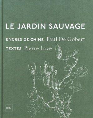 Le jardin sauvage - prisme - 9782930451268 -