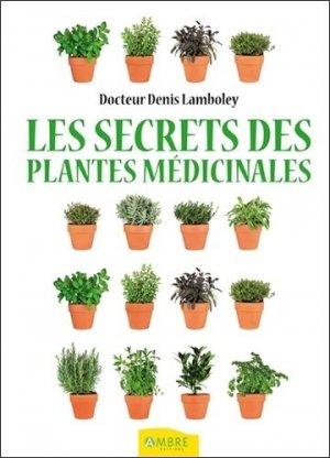 Les secrets des plantes médicinales - ambre  - 9782940430345 -