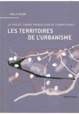 Les territoires de l'urbanisme - metispresses - 9782940563180 -