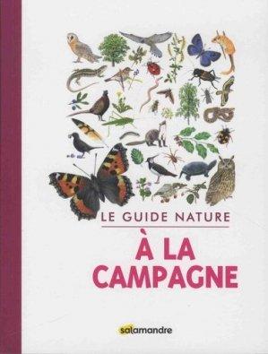 Le guide nature à la campagne - la salamandre - 9782940584413 -