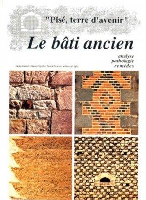 Le bâti ancien - ABITerre/Pisé, terre d'avenir - 9782950996411 -