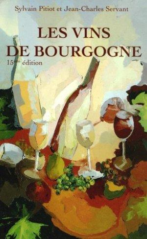 Les vins de Bourgogne - pierre poupon - 9782951373174 -