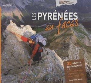 Les Pyrénées en faces - version originale - 9782952829601 -