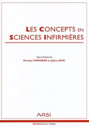Les Concepts en Sciences Infirmières-mallet conseil-9782953331103