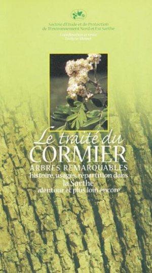 Le traité du Cormier - sepenes - 9782953395006 -