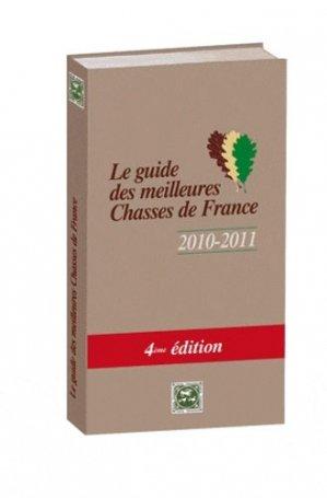 Le guide des meilleurs Chasses de France - Et pêches à l'étranger-  Pack Tome 1 et 2 - hunting international - 9782953735000 -