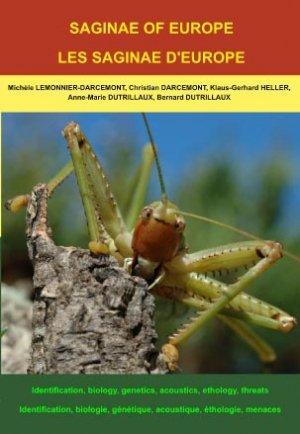 Les Saginae d'Europe - groupement d'etudes entomologiques mediterranee - 9782953753394 -