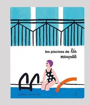 Les piscines de Léa Maupetit - Maison CF - 9782954226668 -