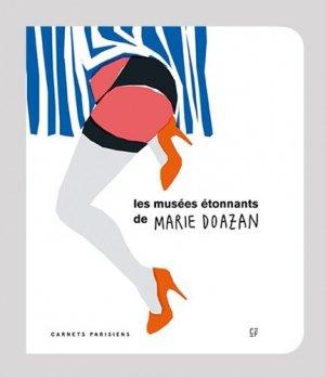 Les musées étonnants de Marie Doazan - Maison CF - 9782954226675 -